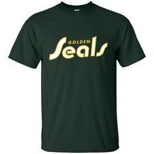 California Golden Seals Hockey - G200 Gildan Ultra Cotton T-Shirt