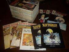 KEN PARKER 1/31 COMPLETA + RARI SUPPLEMENTI Ed. ISOLA TROVATA 1983 - EDICOLA !!