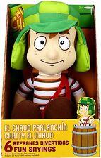 El Chavo Parlanchin 18 Inch Talking Plush Doll, By Jakks Pacific 71784