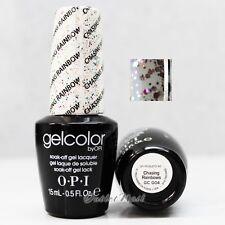 OPI GelColor - GC G04 CHASING RAINBOWS 15mL/ 0.5oz UV LED Gel Nail Polish