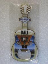 BALI,Hard Rock Cafe,Bottle Opener Magnet,AIRPORT