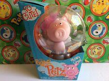 Bratz Petz Pets Cloe's Angel Pink Pig Bobble Head Action Figure Toys New In Box