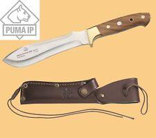 PUMA IP Outdoormesser Jagdmesser Gürtelmesser Survival Hunter White Handmade NEU
