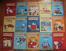 "Charlie Brown's ""Cyclopedia  Complete 15 volume set VG"