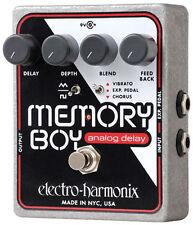 Pedali Electro-Harmonix per effetti di chitarre e bassi