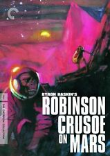NEW Robinson Crusoe on Mars (The Criterion Collection) (DVD)