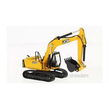 Oxford oxf76js001 JCB JS220 Excavadora Amarillo Escala 1:76 (218828) ¡NUEVO! °