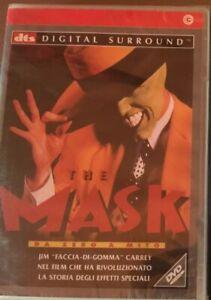 Jim Carrey-The Mask Dvd Sigillato E Originale