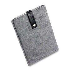 For Samsung Galaxy Tab 8.9 Handmade Felt Wool Sleeve Pouch Case Cover  - Grey