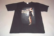Selena Gomez A Year Without Rain Tour 2010-2011 Concert T-Shirt Youth Juniors LG