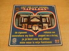HET DECAP ORGEL NAPOLEON / ORGAN LP