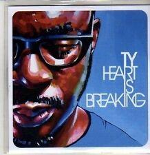 (CS499) TY, Heart is Breaking - DJ CD