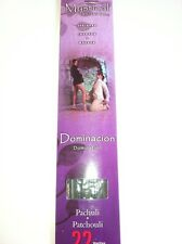 INDIO MYSTICAL SCENTS INCENSE 22 STICKS PER PK FOR DOMINATION ( DOMINACION )