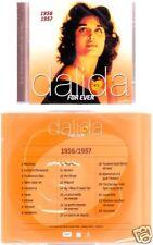 "DALIDA ""For Ever N°1 1956/1957"" (CD) 2006 NEW / NEUF"