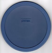 Pyrex Ware 6/7-Cup Storage Blue Plastic Lid Cover 7402-PC New