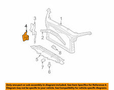 Ford Fusion Lincoln MKZ 2006-2009 LH left Radiator Seal OEM NEW 6E5Z8348B