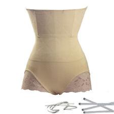 Women High Waist Butt Lifter Waist Tummy Shaper Hip Enhancer Booster Panties 3XL