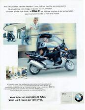 Publicité Advertising 097  2000 moto véhicule Novateur BMX C1