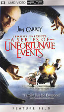 Lemony Snickets A Series of Unfortunate Events (UMD, 2005)