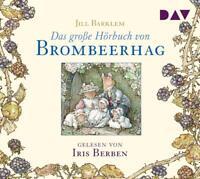 JILL BARKLEM - DAS GROßE HÖRBUCH VON BROMBEERHAG  2 CD NEW