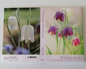 10 Pack Blank Notecards Note Cards Notelets Fritillaries Size 94 x 144mm