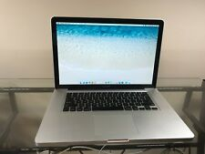 Apple MacBook Pro 15 INTEL Core PRE-RETINA UPGRADED 4GB RAM 500GB WARRANTY ~