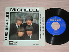 "THE BEATLES - MICHELLE - EP 45 GIRI 4 TRACKS 7"" SPAIN"