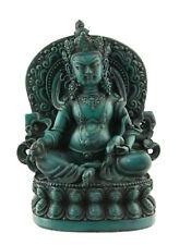 Vaishravana-Statue tibetaine Kubera Jambhala Dieu des Richesses 12 cm 5891