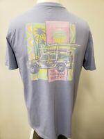 "New Southern Shirt Short Sleeve ""Jeep Sunset"" T-Shirt, Purple, M, L, XL, 2XL"