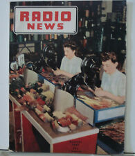Book Radio News August 1945 Monthly Electronic News Magazine
