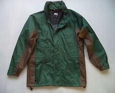 Mens HELLY HANSEN rain jacket sz XS hiking backpack pack trail camping fishing