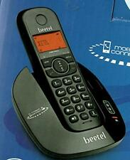 Beetel Cordless Phone With Mobile Connect Dual Bluetooth Fixed Landline Caller