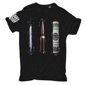 T-Shirt Spass kostet Crime Premium Hardcore Lifestyle Tattoo INK fuck S bis 10XL
