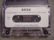 VERY RARE Drug DEMO CASSETTE TAPE 1993 UNRELEASED Whipping Boy BART THURBER HoF