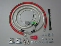 CE Auto Electric 0BIG3TPB-3 3 Foot  1/0 AWG Big 3 Upgrade Kit for Top Post Ba...