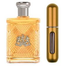 RALPH LAUREN SAFARI FOR MEN EDT 5ML SPRAY  GOLD *