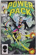 Power Pack #10 (May 1985, Marvel) (C3106)