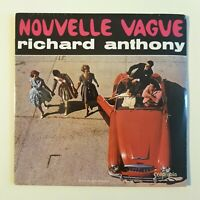 RICHARD ANTHONY ♦ New Remastered French CD ♦ NOUVELLE VAGUE (EP)