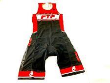 Champion System Women's Xl Triathlon Suit Red Ftp Coaching Euc