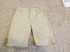 Cherokee Ultimate School Uniforms Unisex Shorts Size 8 - Great Condition
