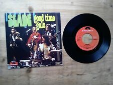 """Slade Everyday / Good Time Gals 7"""" Single Excellent Vinyl Record 2058 453 P/S"""