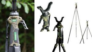 Rifleman 3 Tripod Trigger Shooting Sticks Deer Stalking Fox Shooting Not Primos
