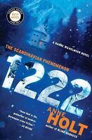 1222: Hanne Wilhelmsen Book Eight (A Hanne Wilhelmsen Novel) Anne Holt Paperbac