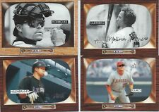 Complete Finish Your 2004 Bowman Heritage Base and Black & White Sets U PICK 25