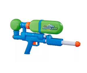 NERF Hasbro Super Soaker XP100-AP Retro Continuous Water Blaster Gun 2021