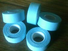 NOS 2 ROLLS LIGHT BLUE TRESSOSTAR CLOTH HANDLE BAR TAPE
