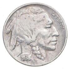 FULL HORN - High Grade - TOUGH - 1938-D Buffalo Nickel - Sharp Coin! *915