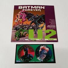 Hold Me Thrill Me Kiss Me Kill Me - Batman Forever U2 Single & Skycaps