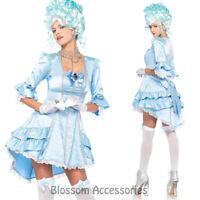 CA78 Versailles Beauty Marie Antoinette Renaissance Masquerade Dress Up Costume