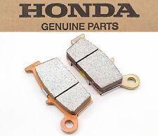 New Genuine Honda Rear Brake Pads Pad Set 96-04 XR 250 400 R 250R 400R #Y172
